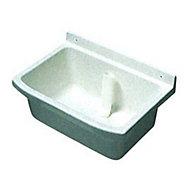 Bac à laver avec grille 55 x 39 cm