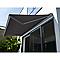 Store de terrasse coffre intégral motorisé TECHSUN Cendre 5 x 3,5m