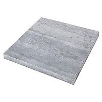 Pavé pierre bleue vieillie 30 x 30 cm, ép.2,5 cm