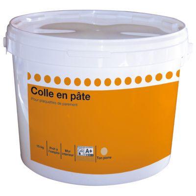 Colle En Pâte Pour Plaquettes De Parement 15kg Castorama