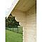 Abri de jardin bois Blooma Ivalo, 10,0 6 m² ép.34 mm