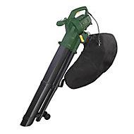 Aspirateur souffleur broyeur électrique FPBV2600