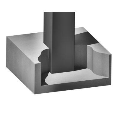 Pilier Beton 15x15