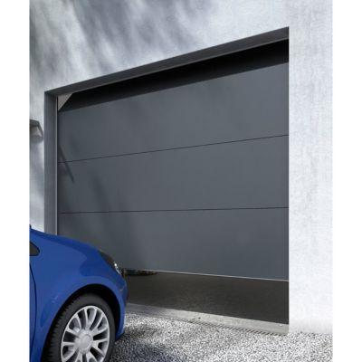 Porte Extrieure De Service Et Porte De Garage  Castorama