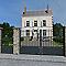 Portillon Jardimat aluminium Velizy gris 7016 - 100 x h.180 cm