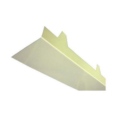 Closoir cache mousse 21m blanc 9010