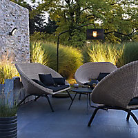 Salon de jardin en rotin, Collection Loa
