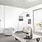 Peinture murs et boiseries COLOURS Classic blanc brillant 2,5L + 20% gratuit