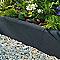 Bordurette droite béton 50 x 16 cm noir