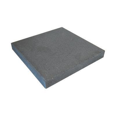 chapeau de pilier plat 40 x 40 cm noir castorama. Black Bedroom Furniture Sets. Home Design Ideas