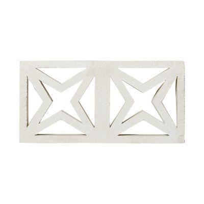 Claustra Corfou 20 x 40 x 5 cm | Castorama