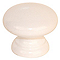 Bouton universel bois hêtre blanc brillant Oni Ø45mm
