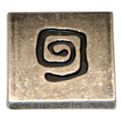 bouton spirale fer vieilli castorama. Black Bedroom Furniture Sets. Home Design Ideas
