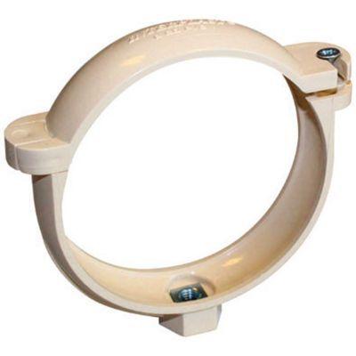 2 colliers de fixation de goutti re 80 mm sable castorama. Black Bedroom Furniture Sets. Home Design Ideas