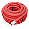 Gaine TPC rouge Ø 90 mm x 15 m