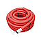 Gaine TPC rouge Ø 90 mm x 25 m