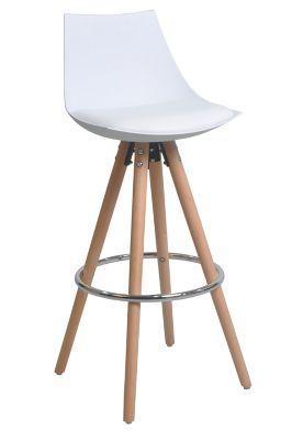 chaise de bar castorama fixe