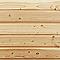 Clin pour bardage douglas naturel L.2,45 m