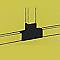 Raccord en T pour moulure 20 x 12,5 mm LEGRAND