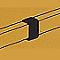 Joints couvercle pour moulure 32 x 12,5 mm LEGRAND