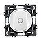 Mécanisme interrupteur va-et-vient automatique LEGRAND Céliane blanc