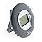 Thermomètre à écran LCD OTIO gris