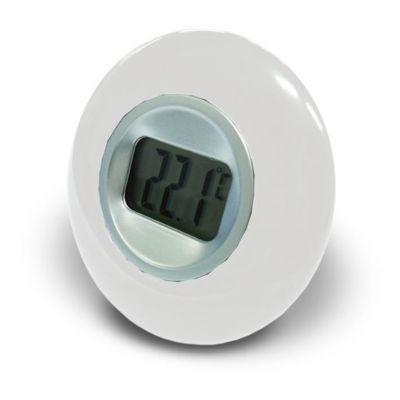 Thermomètre intérieur à écran LCD OTIO blanc