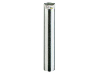 Tuyau Aluminie 1 M O153 Mm Poujoulat Castorama