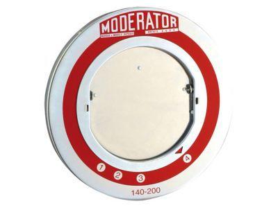 R gulateur de tirage pour 150 200 mm poujoulat castorama - Regulateur de tirage ...