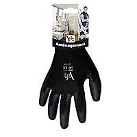 Gants aménagement Noir - Taille 10 (XL)