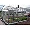 Serre en verre Pro Euromaxi 14,1 m²