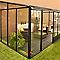 Jardin d'hiver 14,10 m²