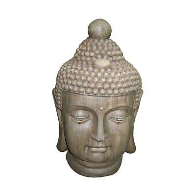Tete De Bouddha 52cm Pierre Castorama