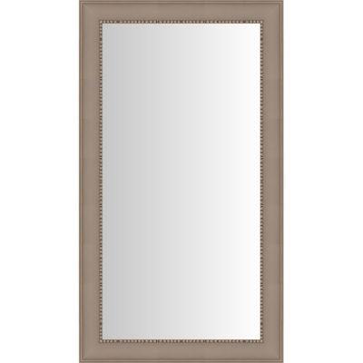 miroir orsay taupe 50 x 120 cm castorama. Black Bedroom Furniture Sets. Home Design Ideas