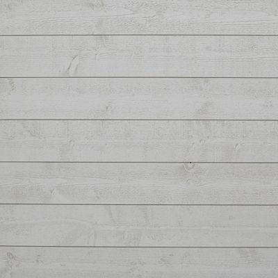 Lambris en sapin brut de sciage gris galet | Castorama