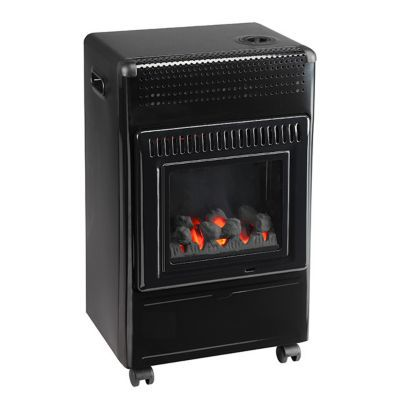 po le gaz effet flamme butagaz 3400w castorama. Black Bedroom Furniture Sets. Home Design Ideas