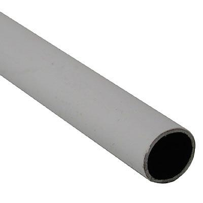 Tube Rond Acier Blanc O1 8 X 150 Cm Castorama