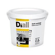 Colle en pâte mur intérieur blanc 5 kg