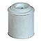 Butée de porte DIALL caoutchouc blanc Ø3 x h.3,8 cm