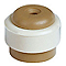 Butoir de sol DIALL beige Ø3,5 x h.3 cm