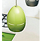 Suspension COLOURS Egg vert anis Ø17 x h.20,5 cm
