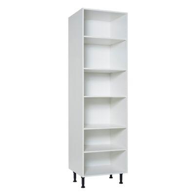 caisson colonne blanc cooke lewis 60 cm castorama. Black Bedroom Furniture Sets. Home Design Ideas