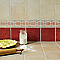 Carrelage sol et mur blanc 20 x 20 cm 1930 (vendu au carton)