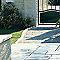 Bordure BLOOMA Cloître droite sienne 50 x 7,5 cm