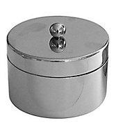 Boîte à coton métal Form Reflect