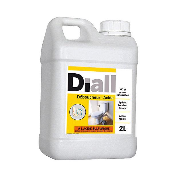 Deboucheur Acide 2l Castorama