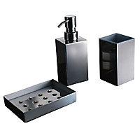 Distributeur de savon Form Metallic