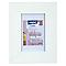 Cadre photo blanc CASTORAMA Lissea 50 x 70 cm