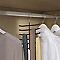 Porte cravate antigliss métal chromé FORM Tokyo
