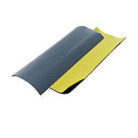 Patin glisseur gris 200 x 75